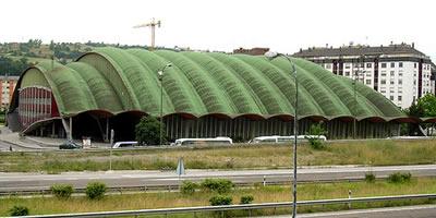 Palacio Deportes de Oviedo